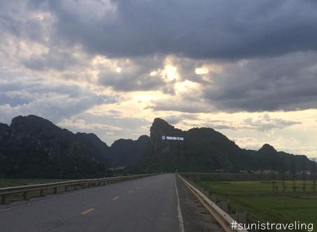 峰牙 (Phong Nha) 進洞穴、泡泥巴