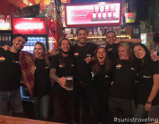 The Pointless Bar Staff