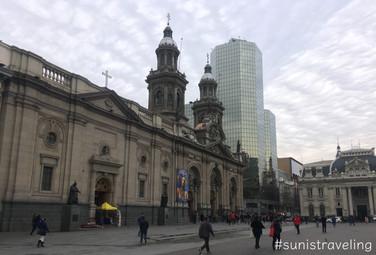 聖地牙哥 Santiago