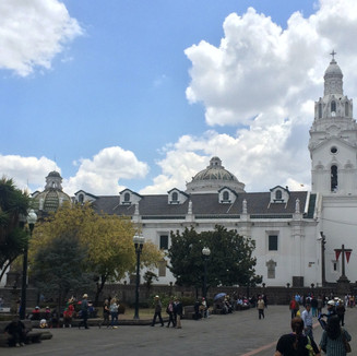 赤道上的寒冷城市 基多 The Coldest City On The Equator - Quito