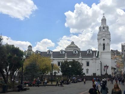 赤道上的寒冷城市 基多 The Coldest City On The Equator - Quito