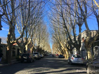 一個世界文化遺產小鎮 科洛尼亞 Colonia