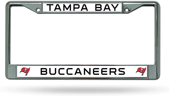 BUCCS LICENSE PLATEFRAME