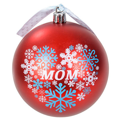 Mom Ornament
