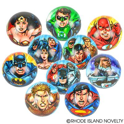 JUSTICE LEAGUE FOAM BALL