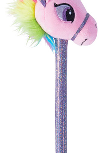 Unicorn Plush Stick