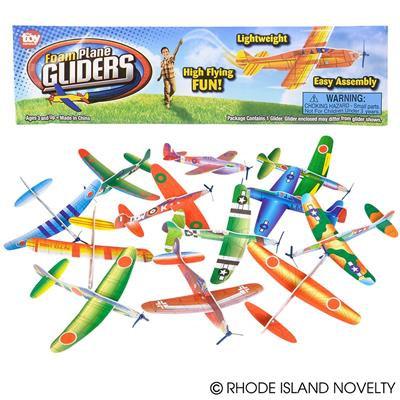 FLYING GLIDER PLANE
