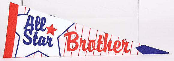 BROTHER PENNANT