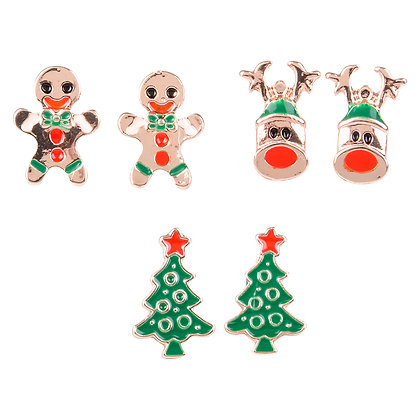 HOLIDAY EARRING ASSORTMENT