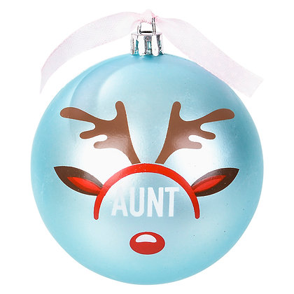 Aunt  Ornament