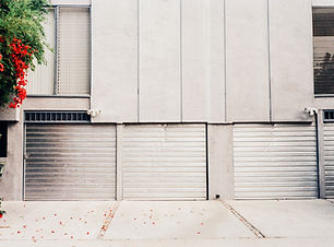 Städtische Garage Door