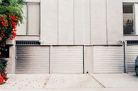 Urbano Garage Door