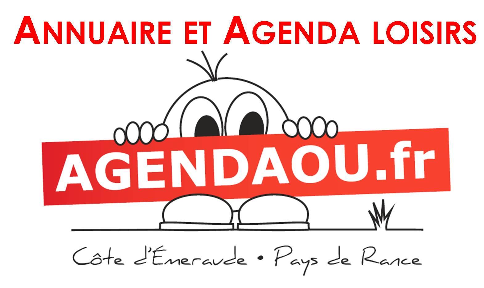 AGENDAOU.fr annuaire et agenda