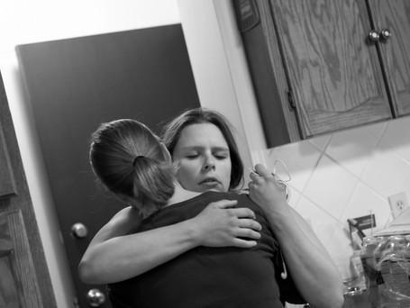 A warm hug