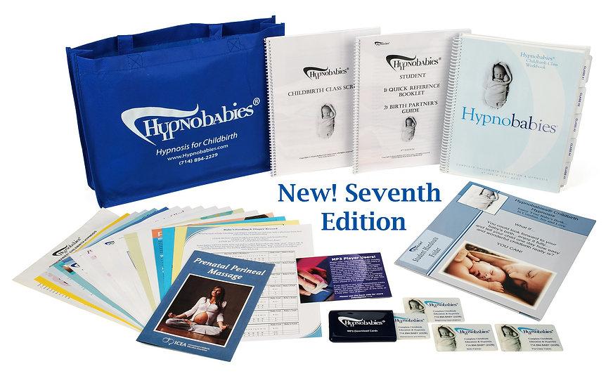 Hypnobabies Edition 7 class materials