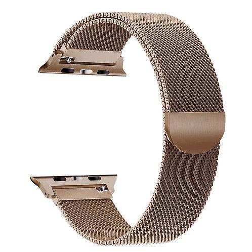 Armband Stil Milanese Loop für Apple Watch