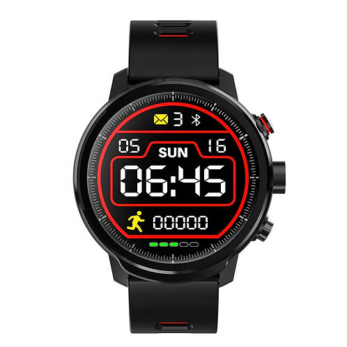 L5 Sport smartwatch Full Touch Round Screen