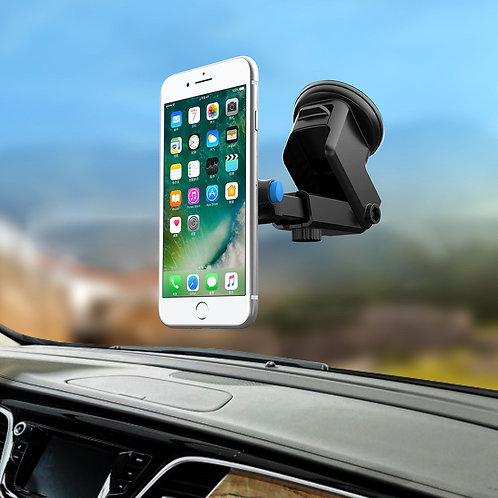 Universal verstellbare Handyhalterung mit Saugnapf und verstellbarem Arm