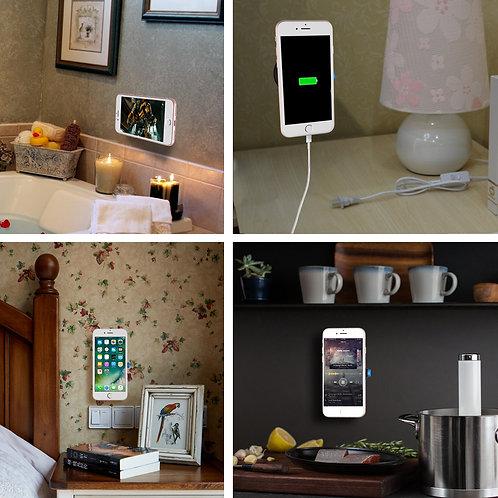 Universal Handyhalterung multifunktional zum Kleben für überall