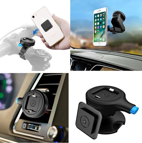 Kombi-Angebot: Alle 4 Universal-Handyhalterungen