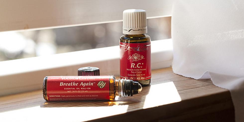 Breathing Better: Easy Oily Ideas