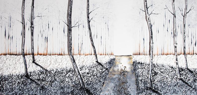"""Penny Hartnett """"Winter Scene"""" IMG_7118-9"""