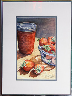 """Diane Nelles """"Strawberry Time"""" IMG_7126-"""