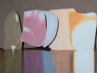 Mumbo Jumbo, 2019, oil on canvas, 65 x 99 cm  • Available
