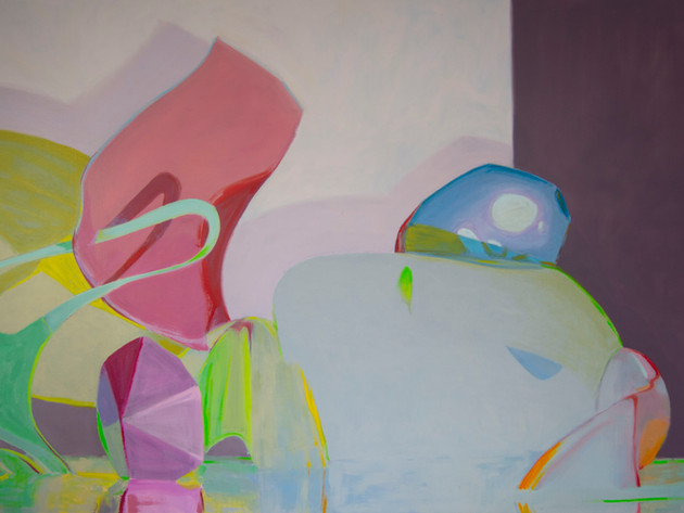 Ethereal Force, 2019, oil on canvas, 133 x 200 cm  • Available