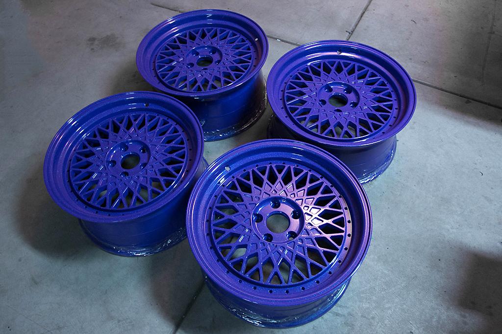 Sinbad Purple & Chameleon Violet