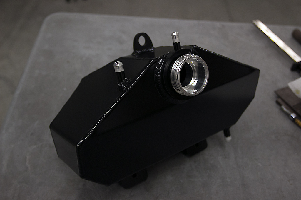 Semi-Gloss Black
