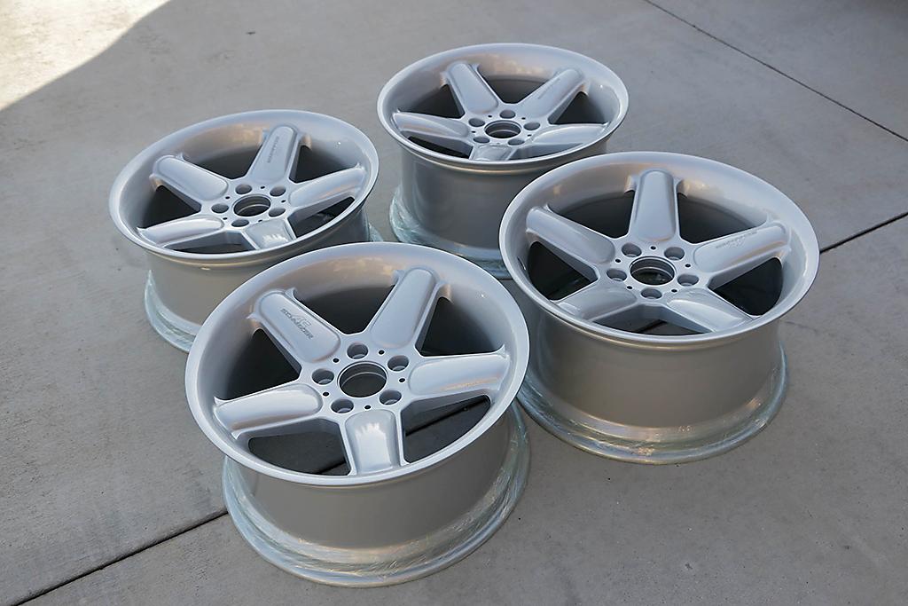 Porsche Silver
