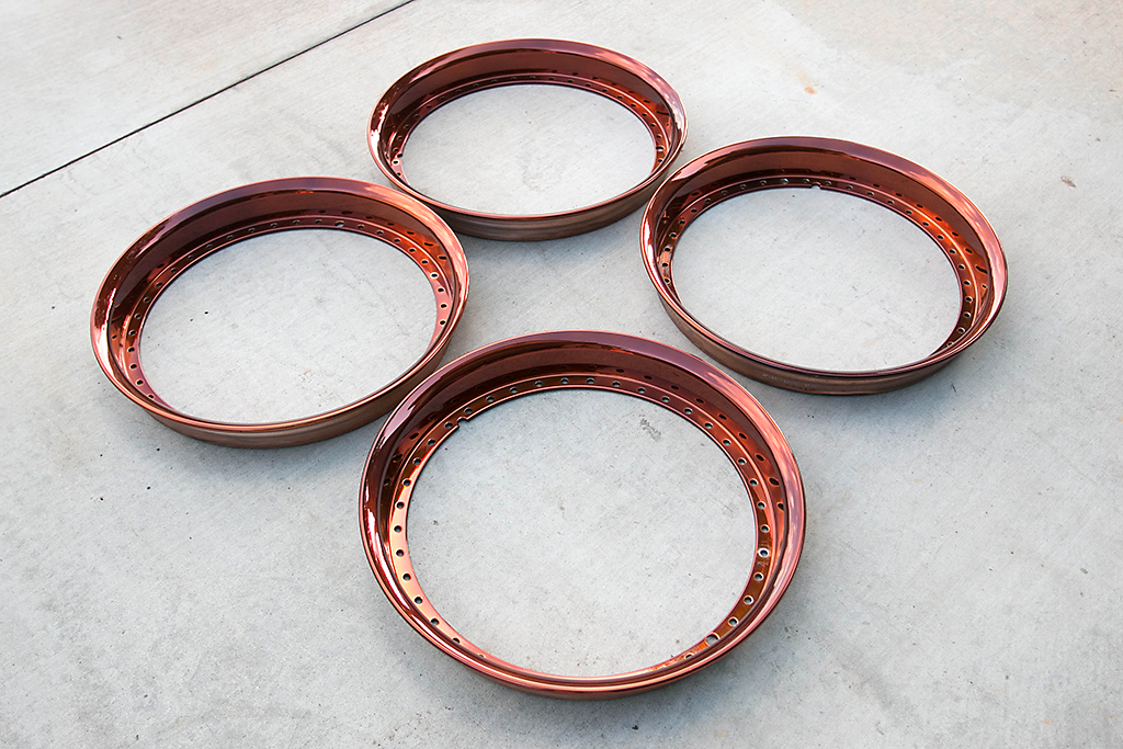 Transparent Copper
