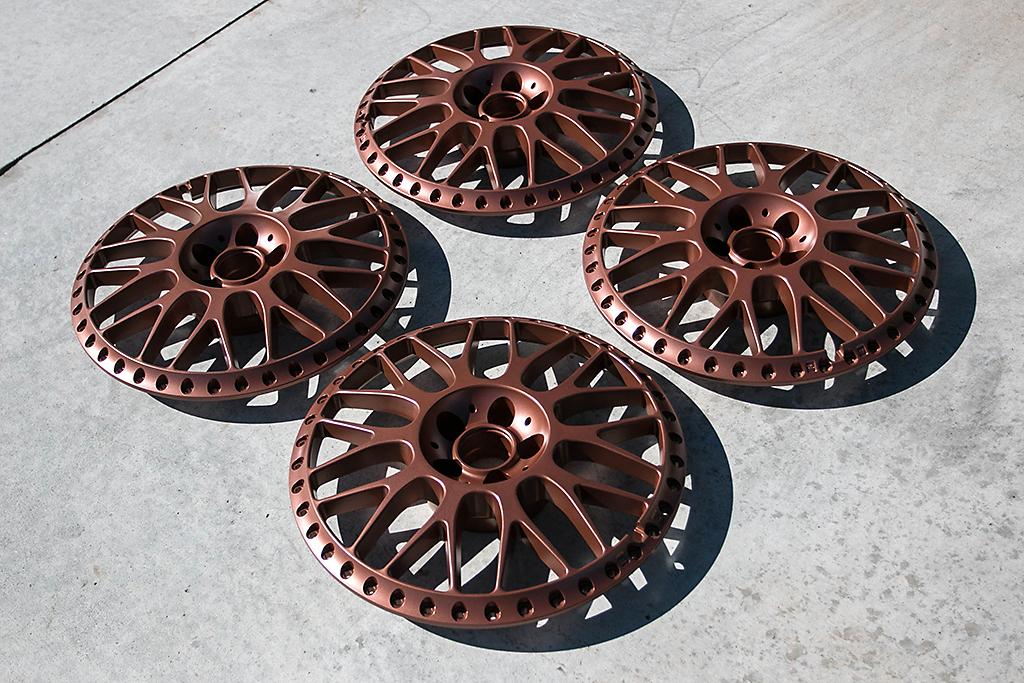 Flat Copper