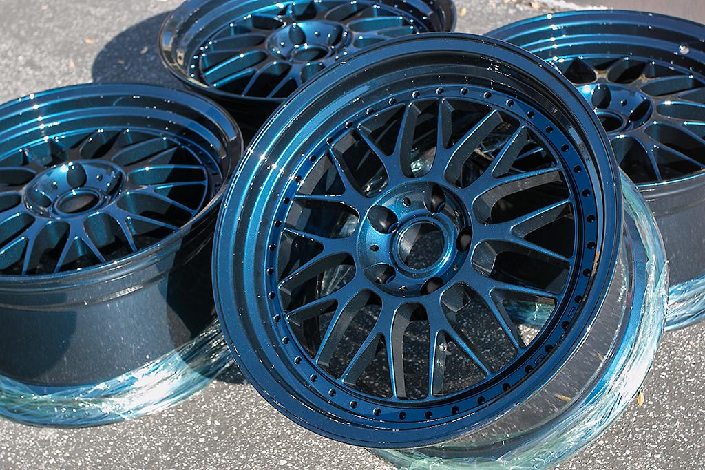 Magnesium blue