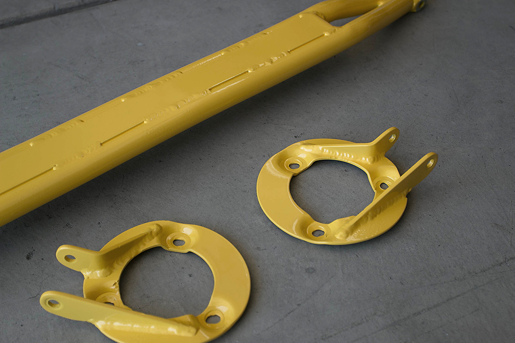 Dakar Yellow