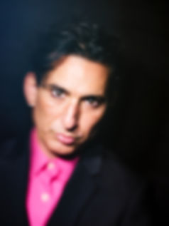 Jonny Polonsky pink shirt photo by Jason