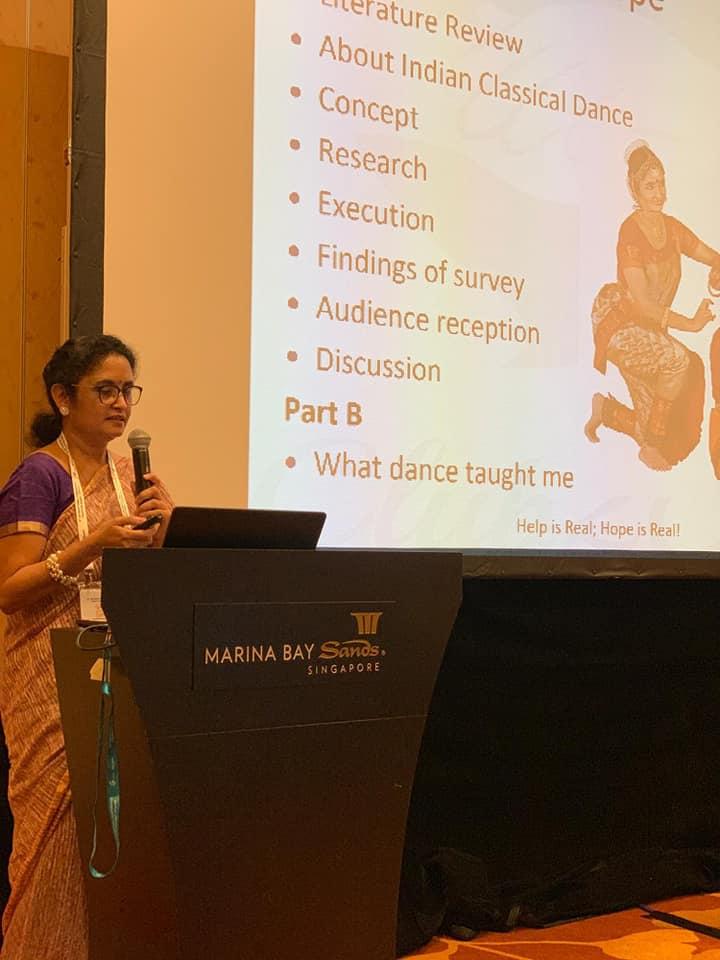 A talk on Mental Wellness!