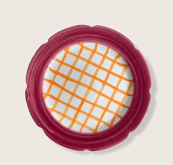 HOT CAKES raspberry & orange