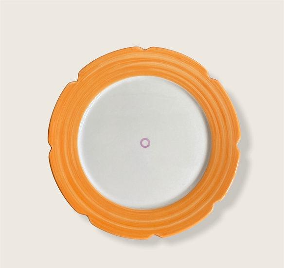 MARGUERITE orange & lilac