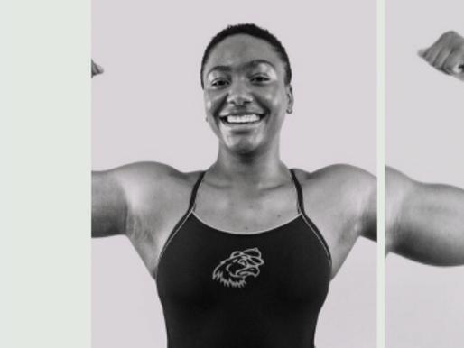 A Swimmer's Body: Learning to Love Myself
