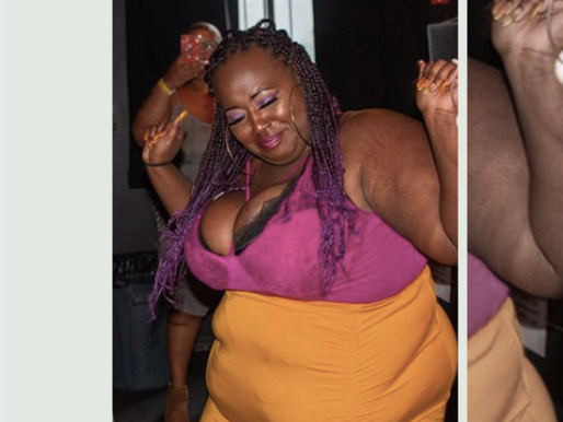 Back the Fuck Up: My Fat, Black, Femme Body is Off Limits To You