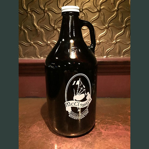 McCleary's 64 oz. Growler