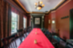 McCleary's Upstairs Banquet Room is Perfect for smaller parties and gatherings