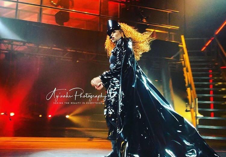 "Janet Jackson ""Metamorphasis"""