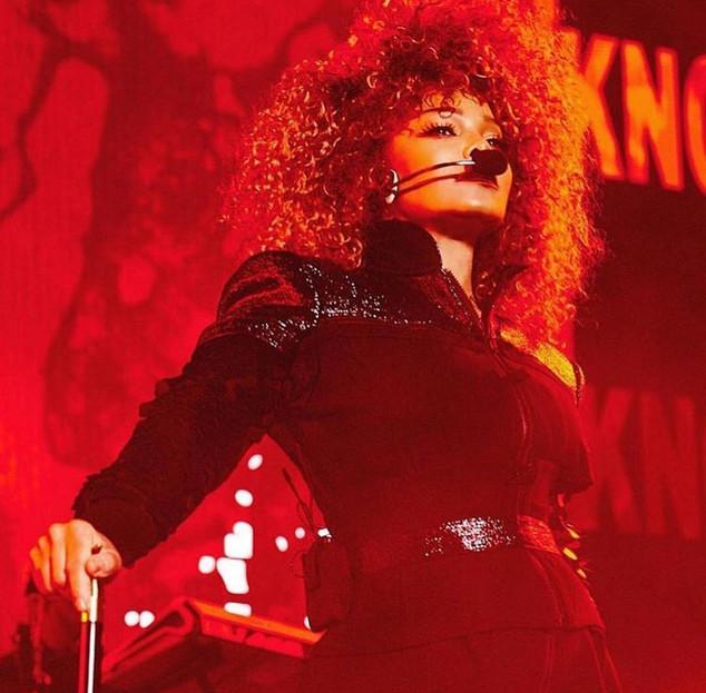 Janet Jackson SOTW 19' Tour