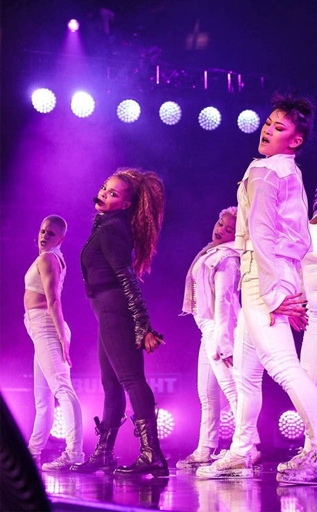 Janet Jackson State of the World Tour