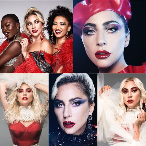 Lady Gaga Haus Laby Holiday Campaig