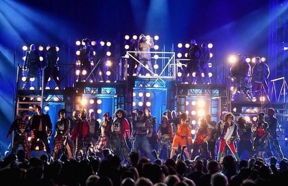 Janet Jacksons Icon Award Perfomance
