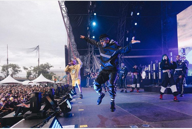 N.E.R.D. No One Ever Really Dies Tour